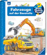 Ravensburger 32968 WWW7 Fahrzeuge auf der Baustelle