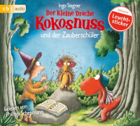 CD Der kleine Drache Kokosnuss 26-Zauberschüler 1CD