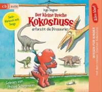 CD Der kleine Drache Kokosnuss Erforscht Dinos