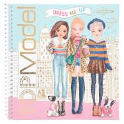 Depesche 10452 TOPModel Dress Me Up Stickerbuch