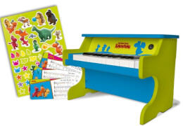 Mini Piano Drache Kokosnuss Edition