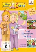 Meine Freundin Conni - Folge 12: Conni übernachtet bei Julia / # (DVD)