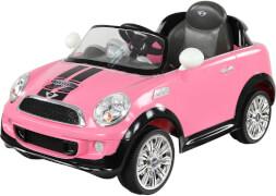 MINI COOPER S ROADSTER, 6V, RC, pink