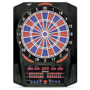 CARROMCO ELEKTRONIK DARTBOARD TOPAZ-901, MIT ADAPTER, 2-LOCH ABSTAND