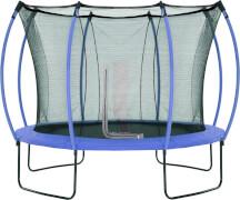 30270 Plum Colour Trampolin mit Netz, 305 cm