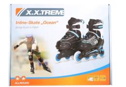 XXTreme Inliner Ocean, ABEC 5, Größe 28-31, ab 6 Jahren