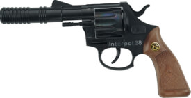 12er Pistole Interpol ca. 23 cm, Tester