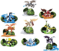 Mega Breakout Beasts Blindpack Sortiment
