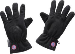 FC Bayern München- Fleece-Handschuhe, Logo, Kids Gr. 4,5