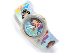 watchitude Slap Uhr Mermaid Magic