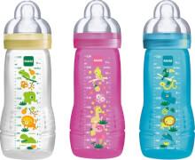 MAM Easy Active Baby Bottle, 330 ml