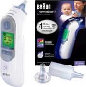 BRAUN ThermoScan 7 mit Age Precision