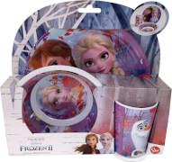 Frozen 2, Frühstücksset, 3tlg, in offener Geschenkverpackung