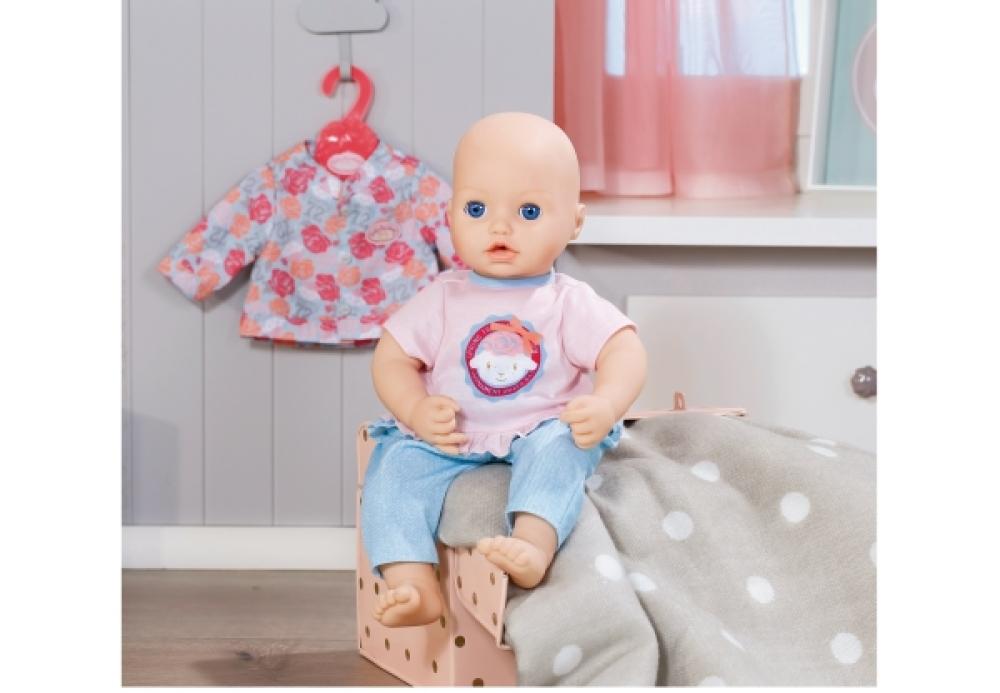 Babypuppen & Zubehör Zapf Baby Annabell® Travel Jeans Puppen & Zubehör